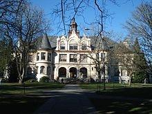 Denny Hall, UW  (Seattle, Washington)