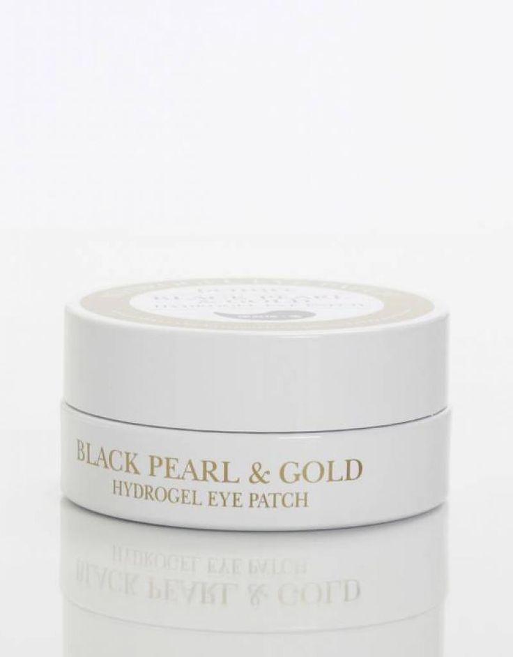 Hydratereer je ogen met Petitfee Black Pearl & Gold Hydrogel Eye Patches #lifeandbeautyshop