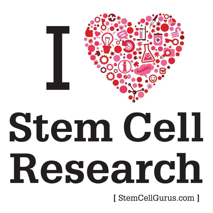 I <3 stem cell research