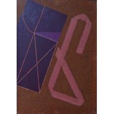 Virgil PREDA (1923-2011) - Inscriptie 2 (1997)