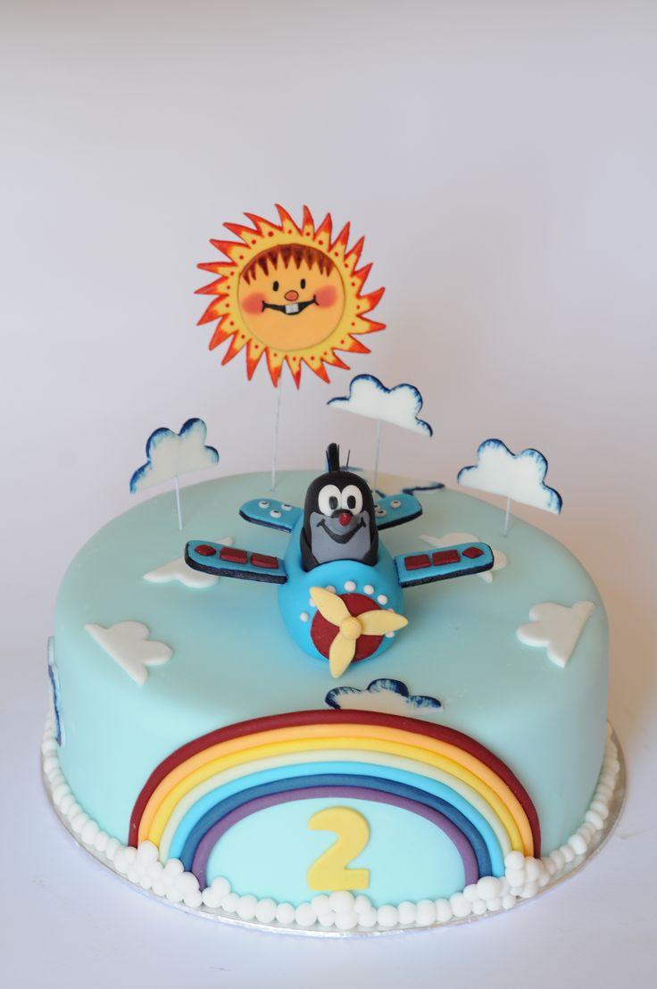 Krtek Cake