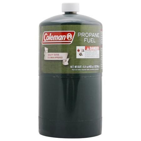 Coleman Propane Fuel, 16.4 oz - Walmart.com