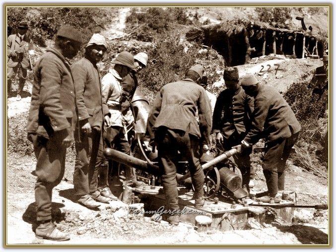 Çanakkale Muharebelerinden Kesitler - Sayfa 4 - Forum Gerçek