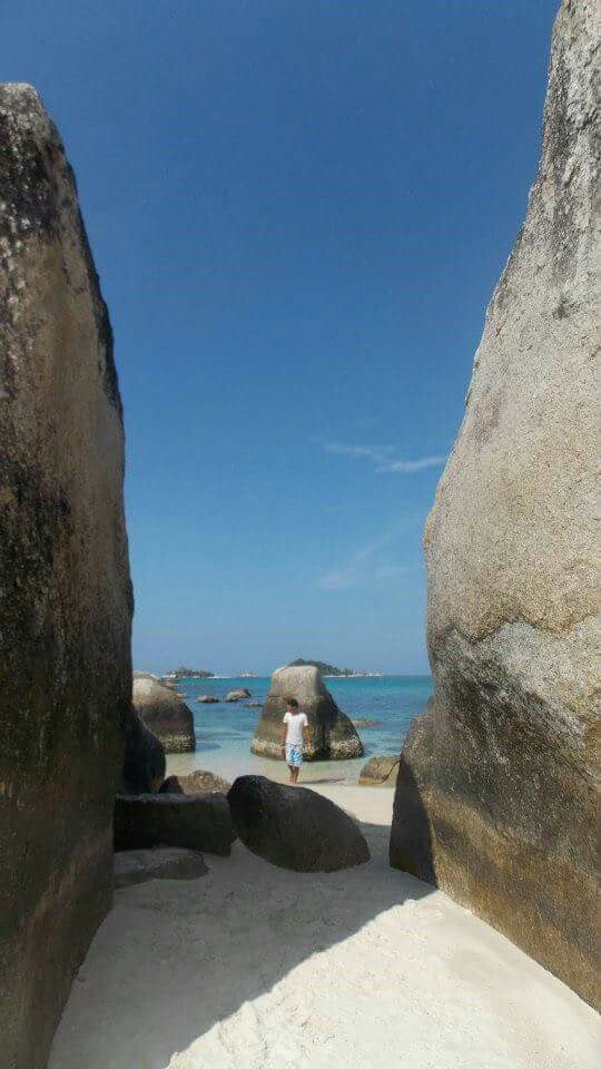 Belitung. Indonesia.