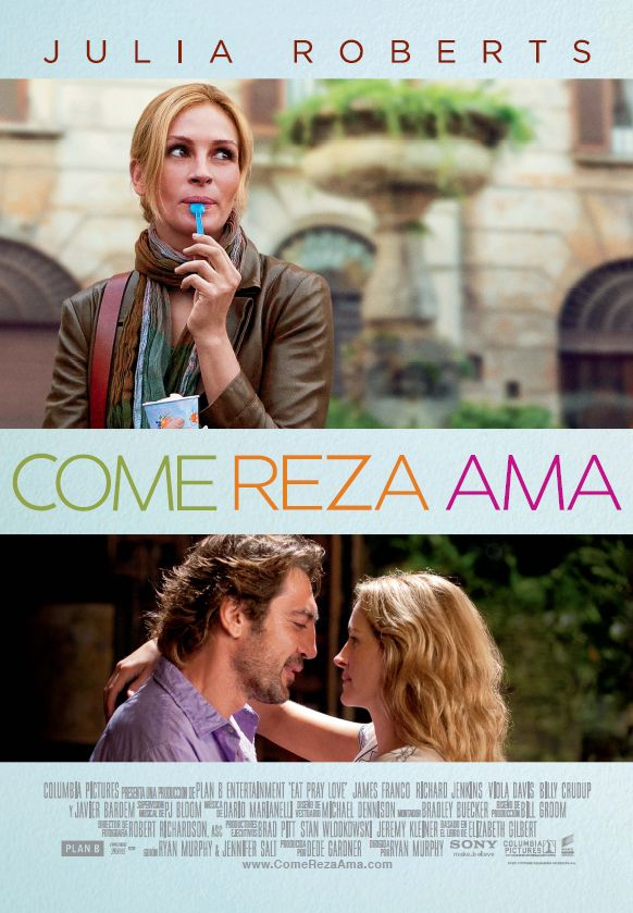Come, Reza, Ama (Eat, Pray, Love) | 2010