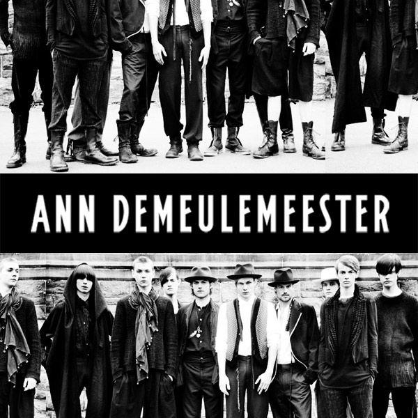 Ann Demeulemeester Style  Ann Demeulemeester Collezione 2014