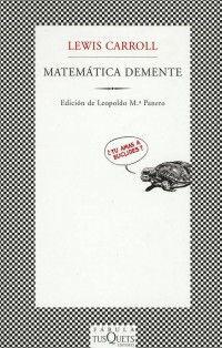 matematica demente lewis carroll