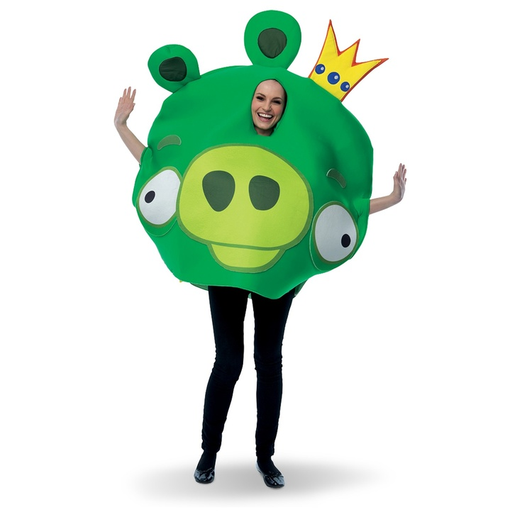 Rovio Angry Birds - King Pig Adult Costume