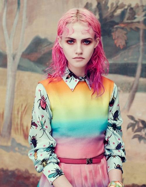 #inspiration, #color on #color, #prints