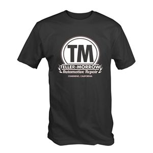 Teller Morrow T Shirt (Black)