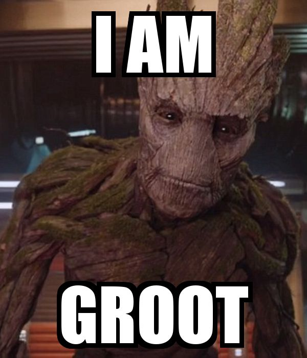 I Am Groot groot meme - Google Se...