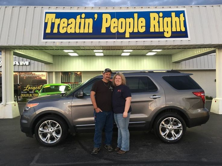Congratulations Alicia Hodgin on the purchase of your 2012 Ford Explorer. We appreciate your business & friendship.