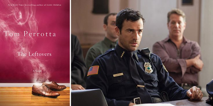 The Leftovers (airing on HBO) is based off the novel by Tom Perrotta