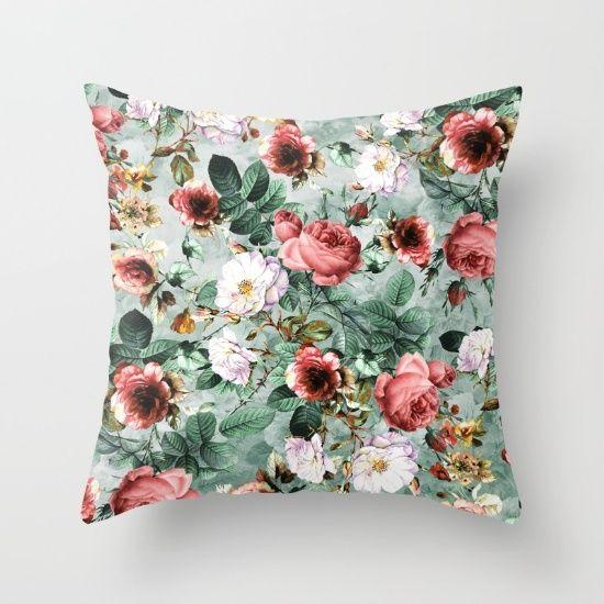 #floral #home #homedecor #roses #botanical #art