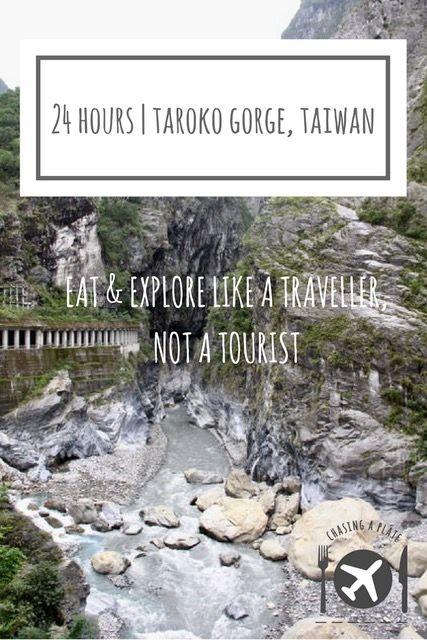 24 Horas Taroko Gorge Taiwán - El Parque nacional Taroko es uno de los nueve parques nacionales en la isla de Taiwán. Fue nombrado así por la garganta Taroko, un desfiladero que constituye un hito del parque.