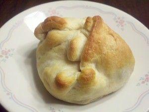 Recipe: Cream Cheese Chicken Croissants