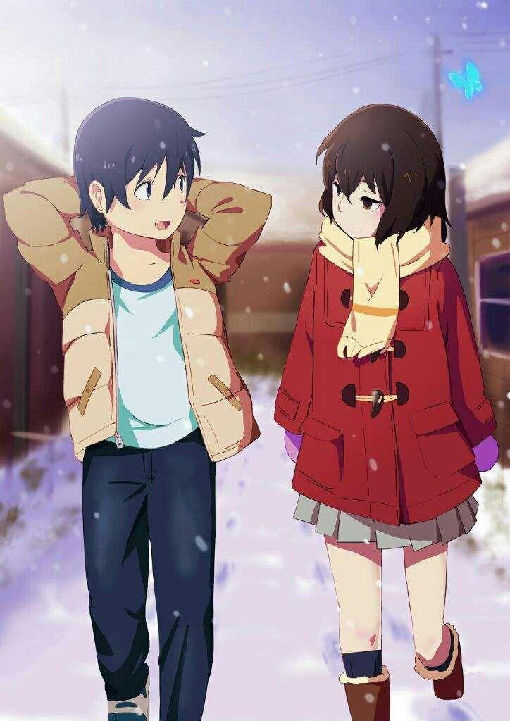Bildschirmhintergründe für 5 (Boku Dake Ga Inai Machi) | • Anime • Amino