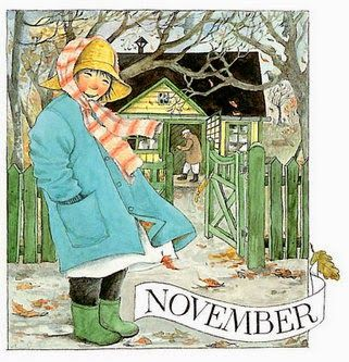 November - Lena Anderson