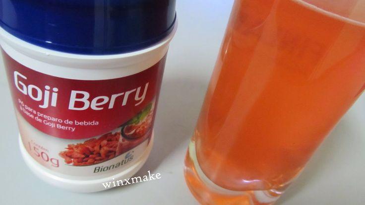 Goji Berry em pó ajuda a diminuir celulites  Bionatus   Resenha /Review
