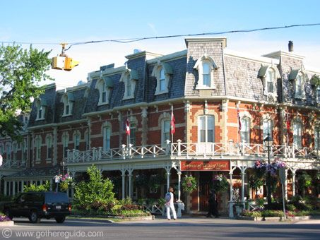 Niagara on the Lake-Prince of Whales Hotel