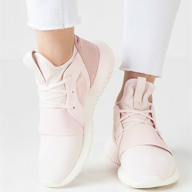"""Adidas"" Tubular Defiant Pink Leisure Running Sports Shoes https://twitter.com/ShoesEgminfmn/status/895096695293329409"