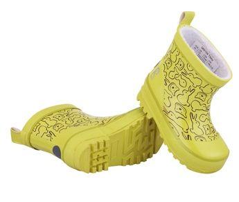 Tid til regndans! Se de sødeste gummistøvler med kaniner, bamser og fisk på (Tibby) på www.reimashop.dk