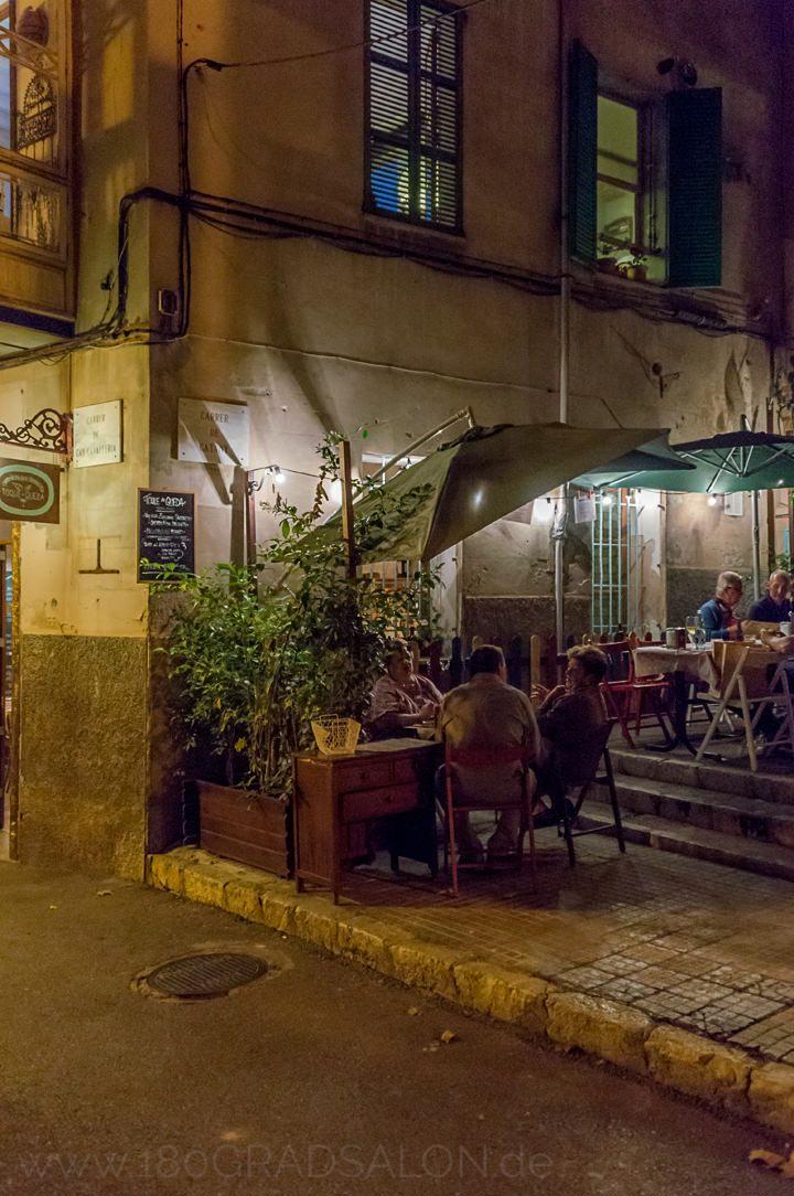 Tapas Bar Toque de Queda - Palma de Mallorca