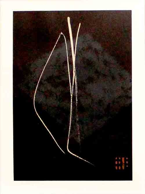 ArtistToko Shinoda  TitleSound of Silver B  Edition10 / 10  Year1986  MediumLithograph  Size57 x 42 cm  http://www.nikeifineart.com/index.php?route=product/category=1=3