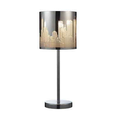 Westmore Lighting 31036/1 Skyline Portable Table Lamp