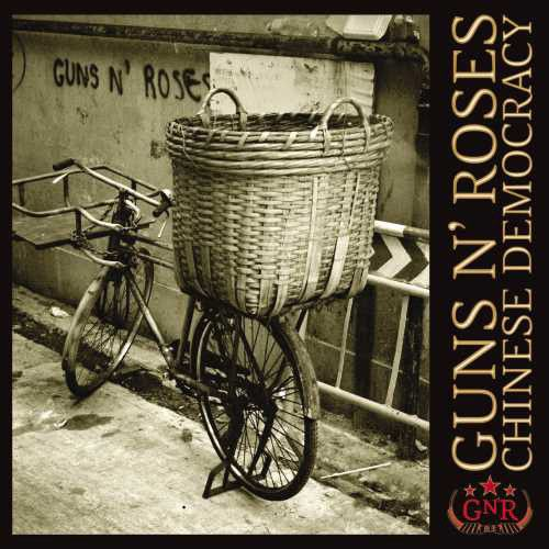 Guns N Roses Chinese Democracy 180g Vinyl 2LP 180g Vinyl Double LP! 2008's Chinese Democracy was the first album of new material from Guns N Roses since 1991's simultaneous release of Use Your Illusio