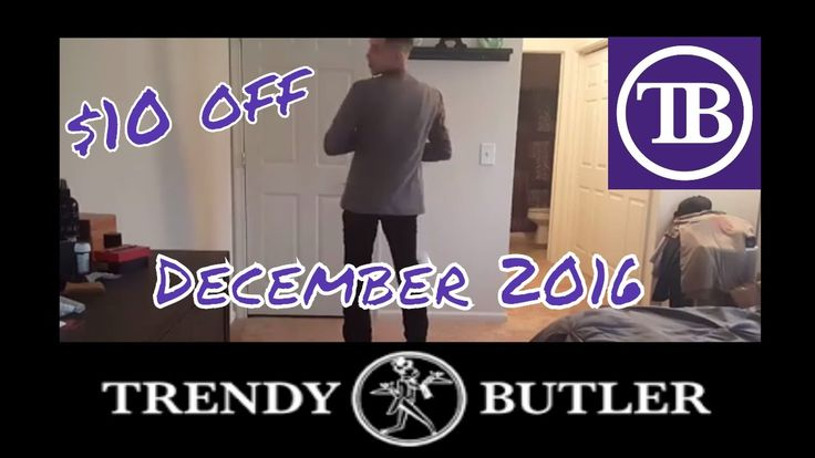 Trendy Butler Review - December 2016 Monthly Subscription box