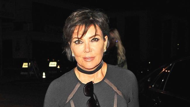 nice Kris Jenner, Blac Chyna 'rush to hospital'