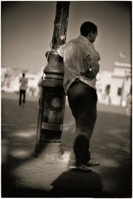 Timesick in Marrakesh Marrakech. © Cristian Kit Paul.