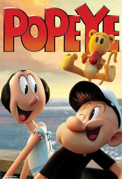 popeye animation movie