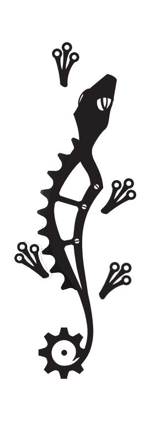 Mountain Bike Tattoo Designs | Bike tattoo. Designing one is kinda like frame building right?