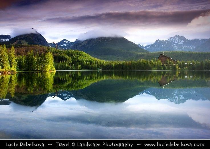 High Tatras Slovak Republic
