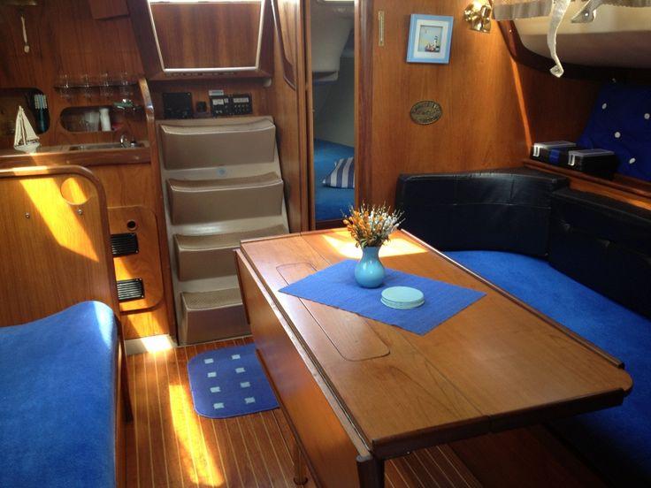 Beneteau First 30e - Vybavení jachty
