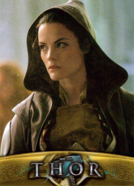 Lady Sif Actress | Jaimie Alexander Sif