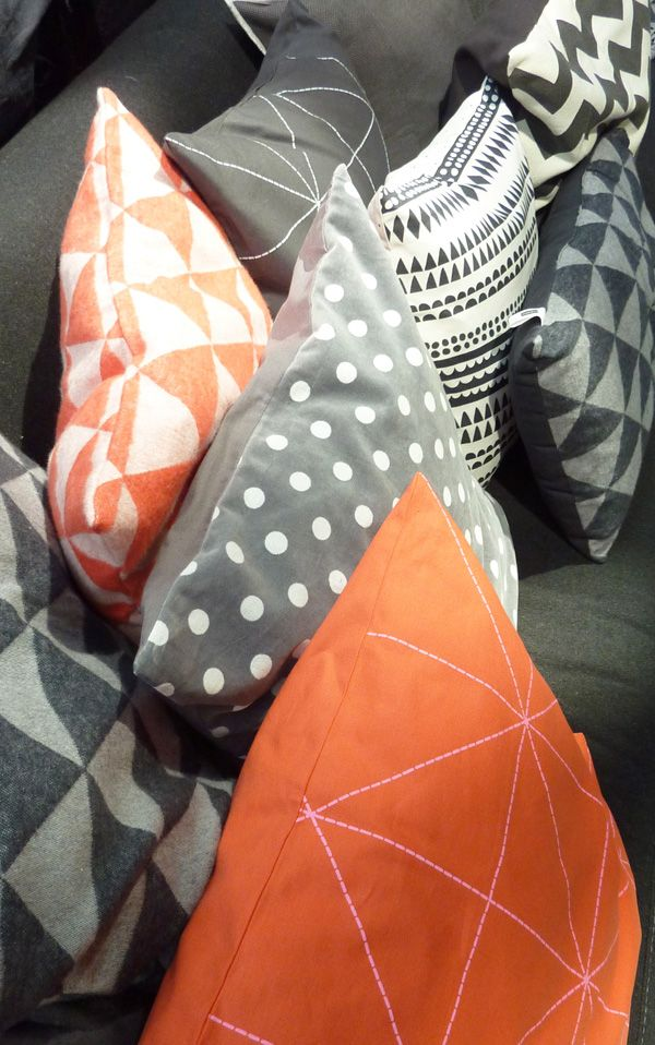 HEMA pillows