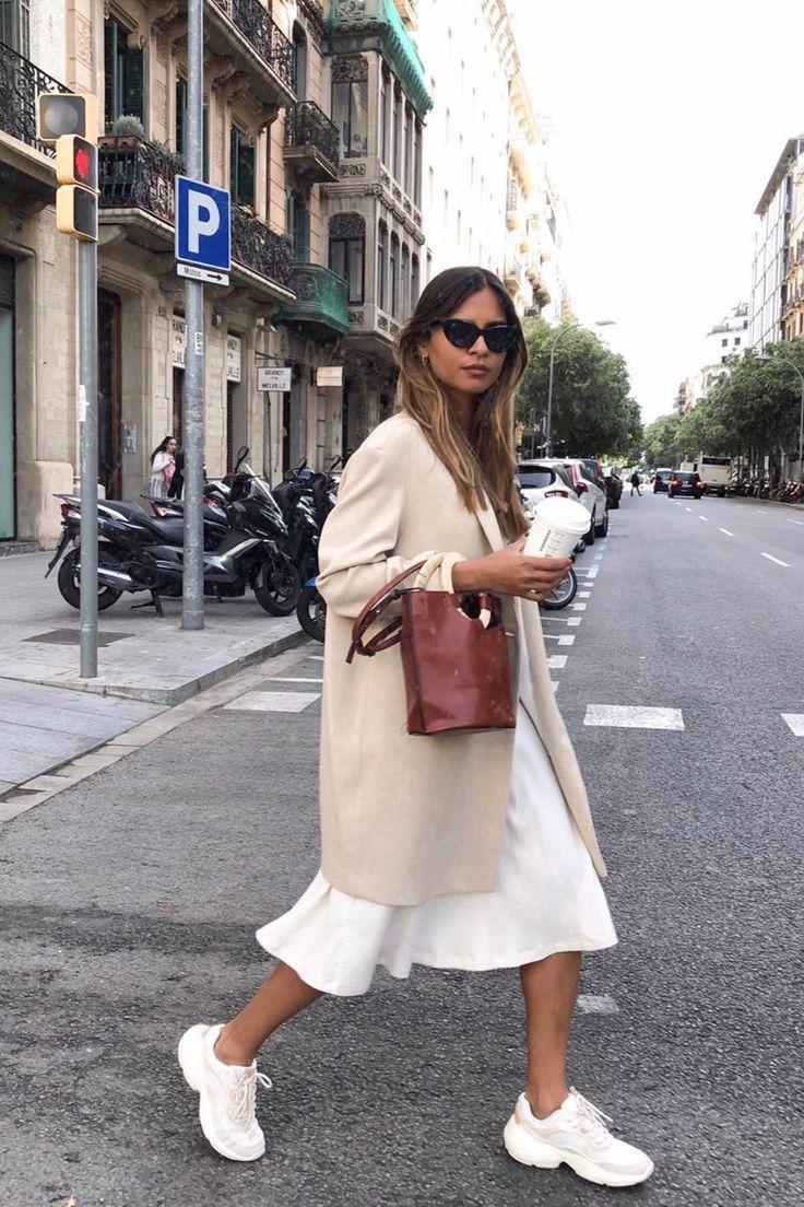 15+ minimalistische Outfits für den Frühling – #…