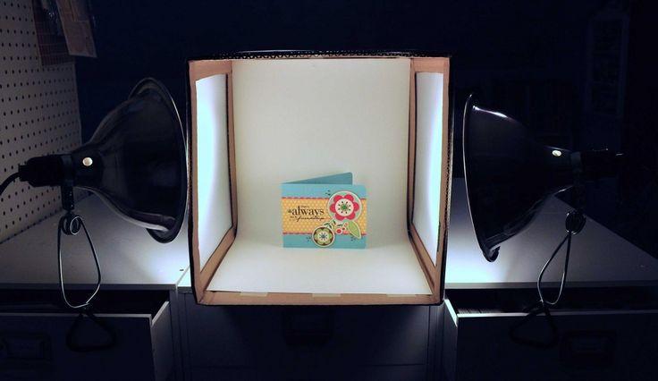 Light box:  MUST MAKE THIS!Diy Light