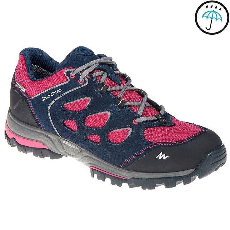 Hiking shoes Forclaz Flex 3 Women's Walking Shoes Pink