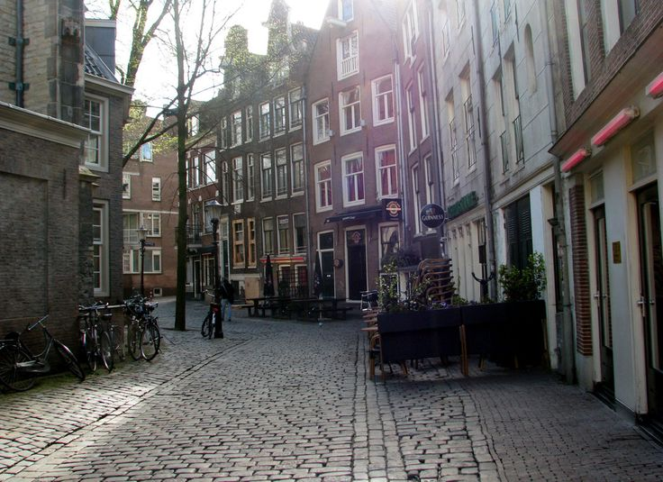 Place 324 - paved street in red light district by Momotte2stocks on deviantART