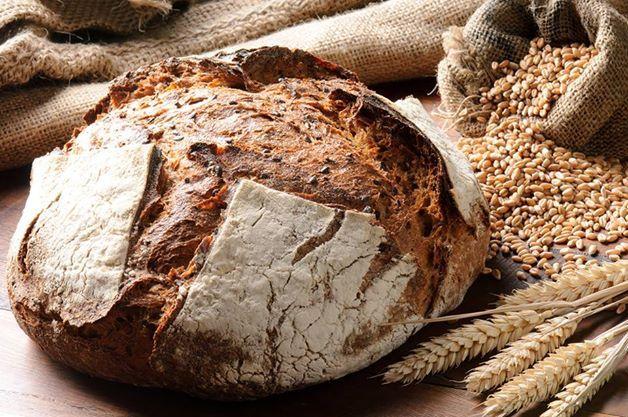 Ψωμί με προζύμι!