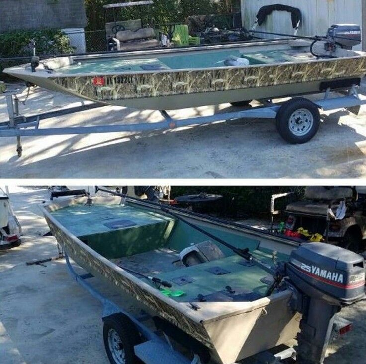 281 best jon boats images on pinterest jon boat fishing for Fish finder for jon boat