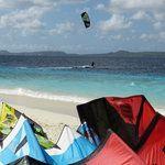 Sorobon Beach Drive & Kite Paket