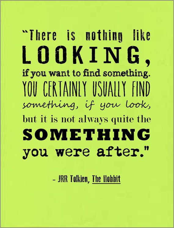The Hobbit Quotes