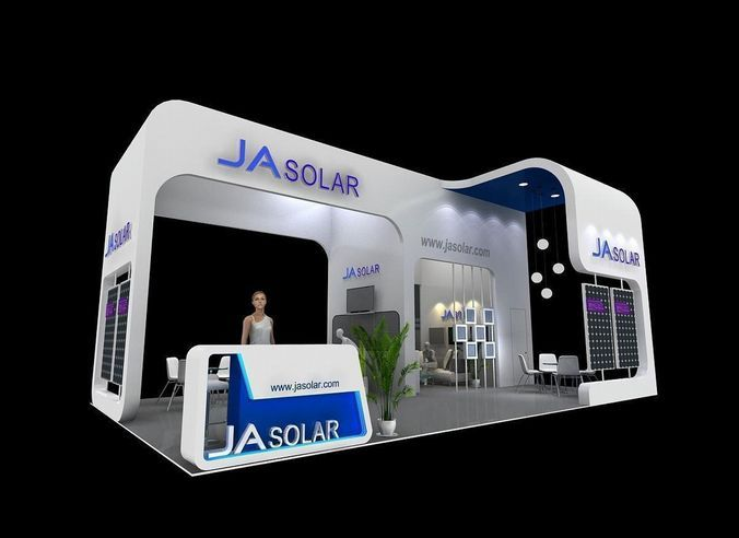 Exhibition Booth Obj : Best exhibition stand design poland images on pinterest