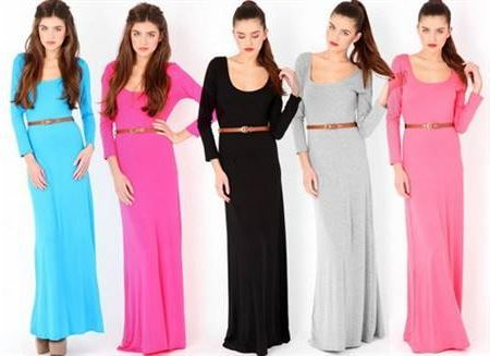 Cool Long summer dresses with sleeves Review