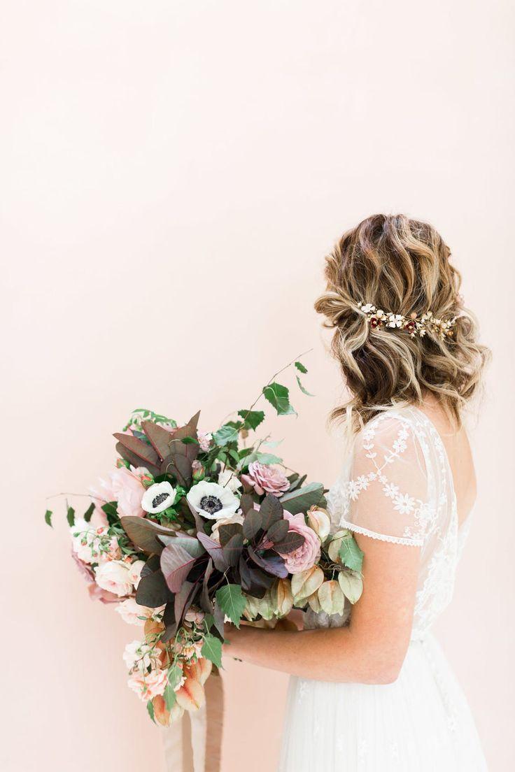 14757 best Wedding Bouquets images on Pinterest   Flower ...
